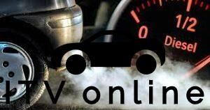 coche diesel opacidad
